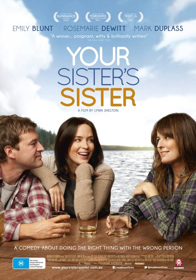Your Sister'S Sister Movie Review English