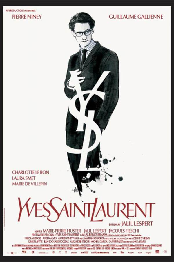 Yves Saint Laurent Movie Review English