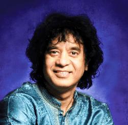 Musician - Zakir Hussain