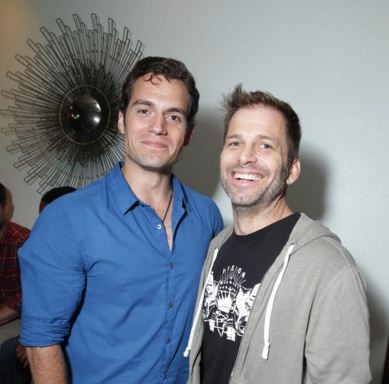 Zack Snyder To Join Henry Cavill For Superman Movie!