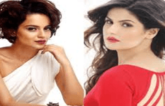 Zarine Khan To Replace Kangana In The Upcoming Movie Divine Lovers