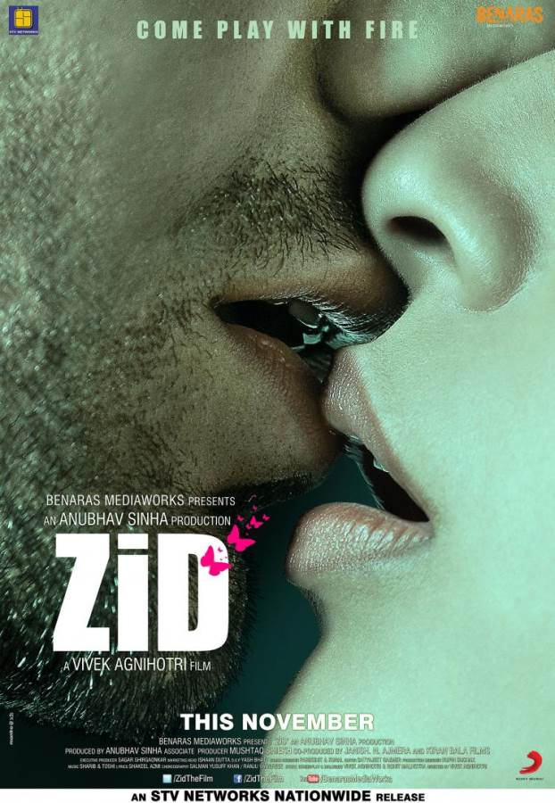 Zid Movie Review Hindi