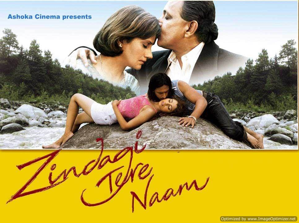 Zindagi Tere Naam Movie Review Hindi