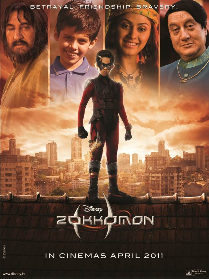 Zokkomon Movie Review Hindi