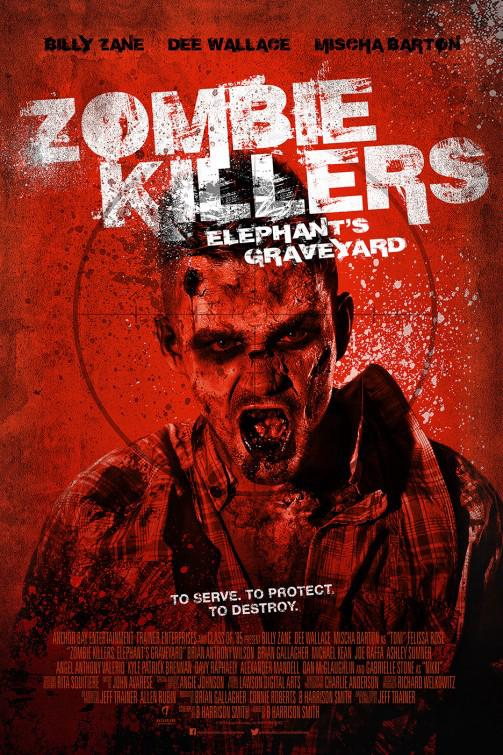 Zombie Killers: Elephant's Graveyard Movie Review English