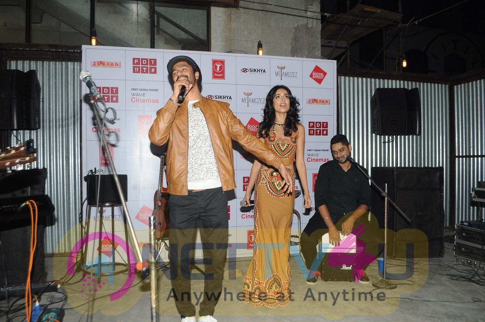 Zubaan Movie Music Celebration Exclusive Images