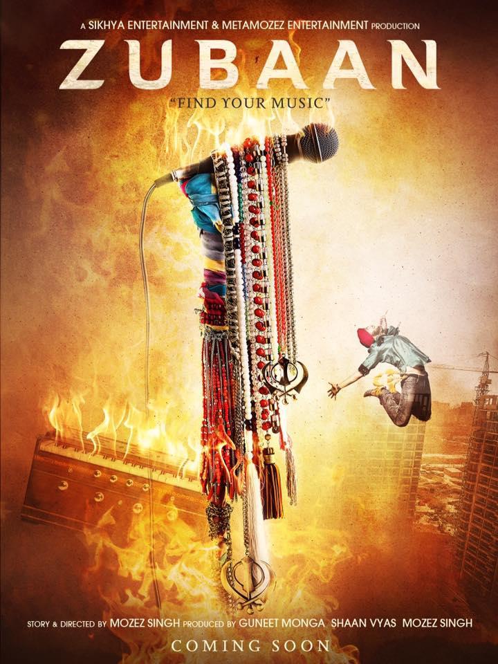 Zubaan Movie Review Hindi
